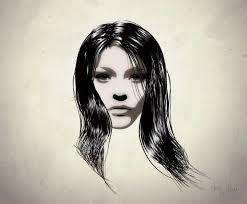 illustrator tutorial vectorize image tutorial realistic vector hair 1 0