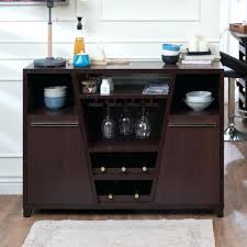 Buffet Bar Cabinet Buffet Bar Cabinet Smoky Quartz