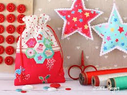 free sewing patterns for gifts and decorations