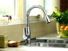 kitchen sink and faucet combinations kraus kitchen sink faucet combo stainless steel top mount