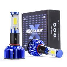 Led Head Light Bulbs by Watt Single Beam Led Headlight Conversion Kit