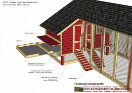 chicken coop build cost with small chicken coop building plans