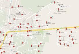 Map With Longitude And Latitude Postcode Locations With Latitude Longitude For Geocoding U2013 Map Logic