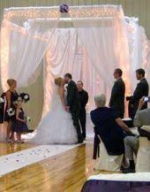 wedding arch pvc pipe build your own arches with pvc pipe or empty carpet rolls tulle