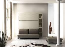 lit escamotable canapé meuble lit autoporteur loft avec canapé en couchage 140 160