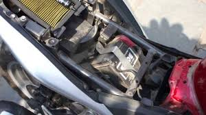 honda cbr 150 used bike k u0026n air filter on my 2012 honda cbr 250r youtube