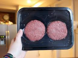 review of beyond meat veggie burger that bleeds business insider