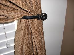 curtain holdbacks now let u0027s look at the valance up close