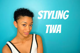how to get 3c hair styling 3b 3c twa natural hair nia imani youtube