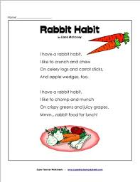 rabbit habit poem