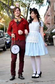 50 Halloween Costumes 50 Cutest Couples Costumes Halloween White Rabbits