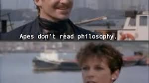 Wanda Meme - apes don t ready philosophy imgur