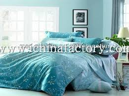 china factory design your own bed set duvet cover 4pcs king size