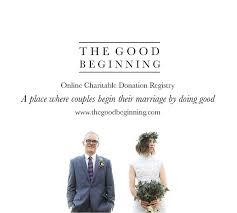 where to register for your wedding register for a cause for your wedding registry