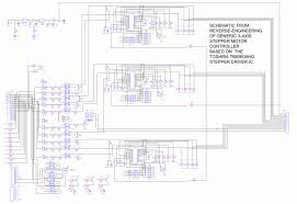 p09204 design data unipolar stepper driver schematic bmp wiring