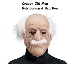 Old Man Halloween Makeup by Creepy Old Man Original Halloween Song Youtube