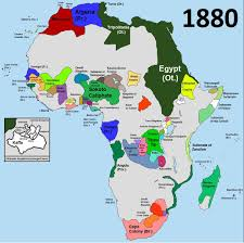 africa map before colonization this is what africa looked like before european colonialism
