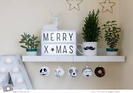 diy weihnachtsdeko weihnachtsdeko diy weihnachtskugeln selbst bemalen mrsberry