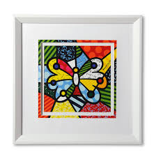 britto garden largest britto online seller pop art u0026 collectibles artreco