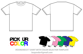 round neck t shirt template vector pack photos sculptures