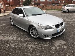 2007 bmw 520d m sport 2007 bmw 520d m sport silver saloon px welcome in