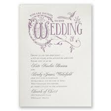 wedding invitation sles fairytale wedding invitations marialonghi
