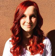 dying red hair light brown 40 red hair color ideas bright and light red amber waves ginger