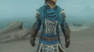 blue telvanni mage robes at skyrim nexus mods and community
