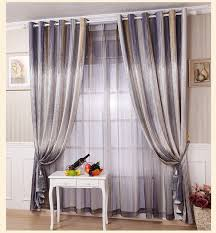 Boutique Curtains The New High End Boutique European Chenille Fabric Simple And