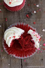 red velvet cupcakes taste and tell