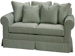 furniture comfortable green scouch with bridgewater style and