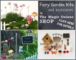 fairy gardens the magic onions