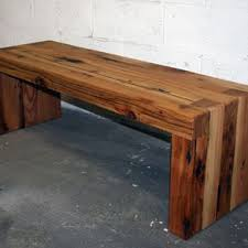 Wood Outdoor Bench Reclaimed Wood Benches Barnwood Benches Custommade Com