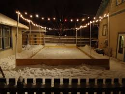 Backyard Ice Rink Brackets Outdoor Furniture Design And Ideas Part 24