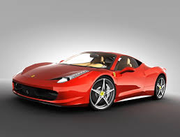 gold ferrari 458 italia ferrari 458 italia 3d models for download turbosquid