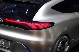 mercedes benz concept eqa is an awd ev from the future cnet