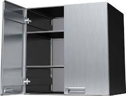 hercke cabinets stainless steel u0026 powder coated metal