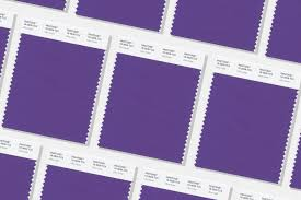 pantone chart seller here u0027s what people think about ultra violet pantone u0027s color of