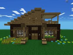 minecraft pe ideas for houses
