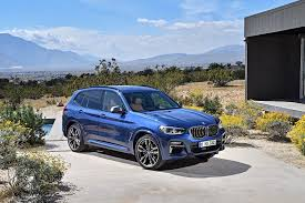 2018 bmw x3 g01 priced in the u s from 42 450 for the