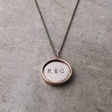 custom sted necklace personalized coin necklace best necklace 2017