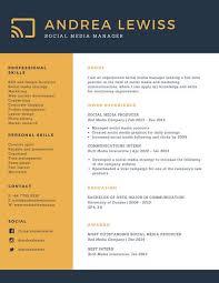 Corporate Resume Templates Blue And Orange Corporate Resume Templates By Canva