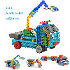 amazon com remote control building kits for kids rc machines