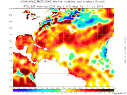 National Temperature Map North Atlantic Cooling Suggests Climate Is About To Change Over