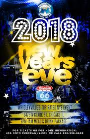 chicago new year s roadhouse 66 new year s 2018 in chicago eventcombo