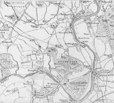 Map Of The Hamptons Testhamphist