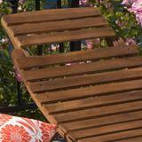 Outdoor Wood Chaise Lounge Lisbon Outdoor Wood Chaise Lounge U2013 Gdf Studio