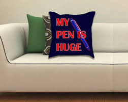 Huge Pillow Bed Pillow Etsy