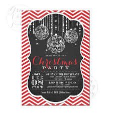 elegant christmas party invitations lilbibby com