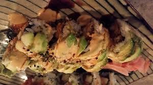 yume crazy mexian sushi roll